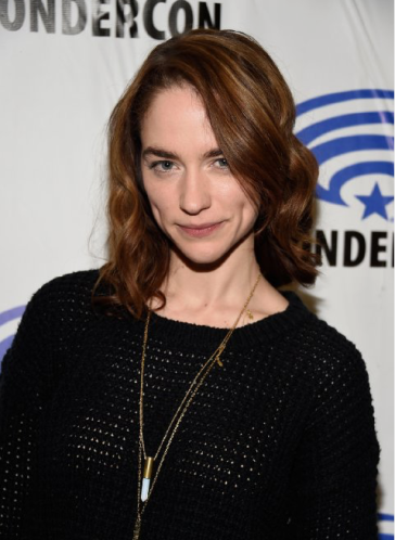 Follow Melanie Scrofano on Facebook