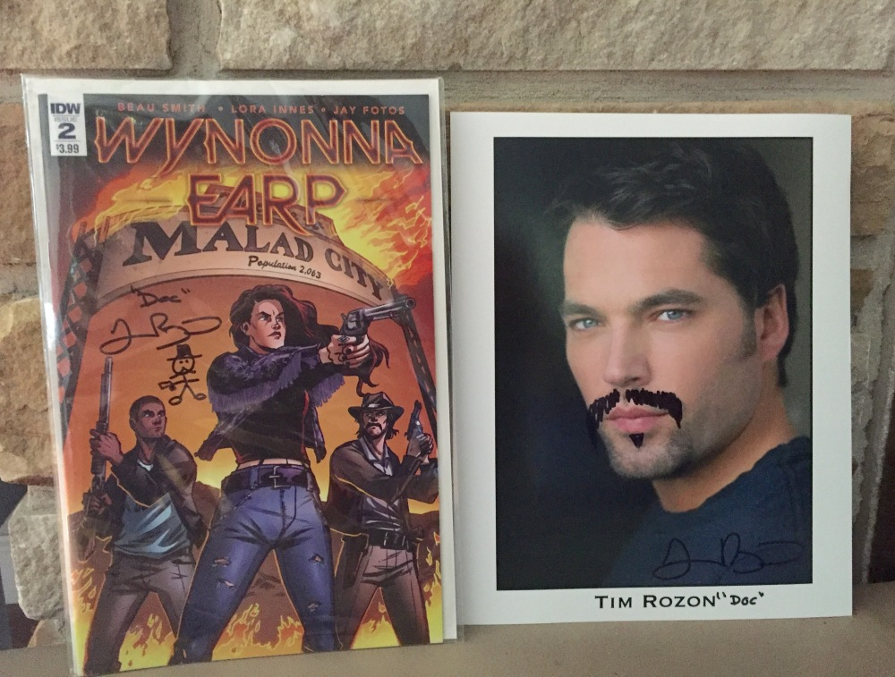 The Doc Holliday 'Re-Watch Challenge' Giveaway Prize Pack
