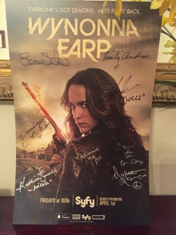 Share Wynonna Earp Fan Giveaway