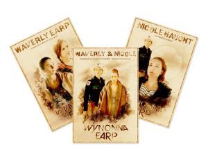 Wynonna Earp Seasons 1-3 Fandom Wide Rewatch Giveaways